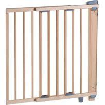 Geuther - Barriérre de sécurité pivotante pour porte 97 x 139 cm Naturelle