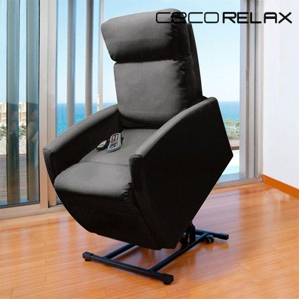 Personne 6009 Compact Fauteuil Cecorelax Relaxation Lève De OPuZiXk