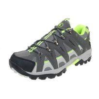 Lhoste - Chaussures marche randonnées Hermine antra/anis Gris 61080