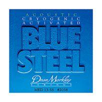 Dean Markley - 2038 Med 13/56 BlueSteel