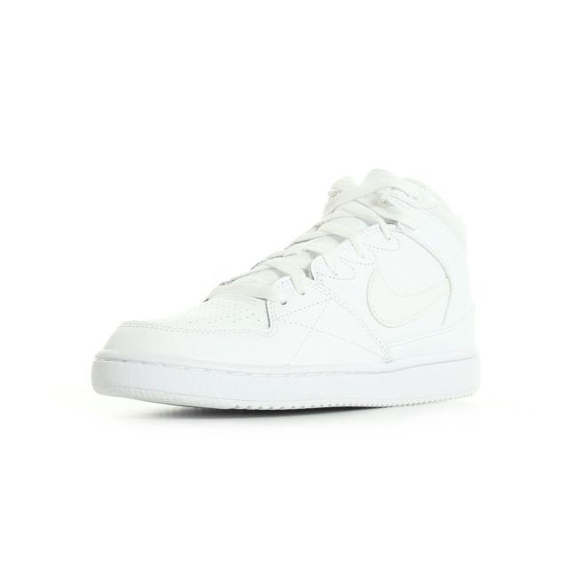 2bb18fb0913ad Nike - Priority Mid GS - pas cher Achat   Vente Baskets enfant -  RueDuCommerce