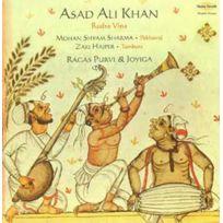 Nimbus World - Asad Ali Khan - Rudra vina Boitier cristal