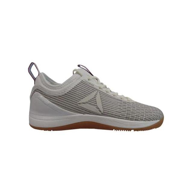 Chaussures Reebok CrossFit Nano 8.0 gris blanc rouge femme   Deporvillage