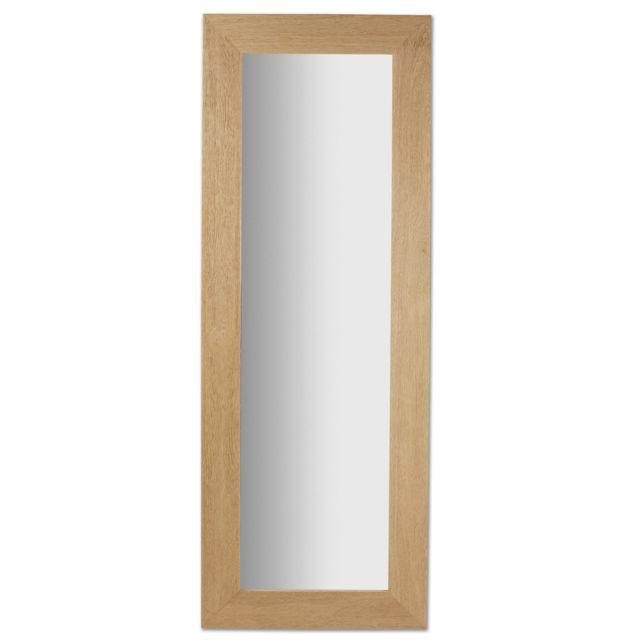 Kavehome Miroir Vlad, bois 60x160 cm