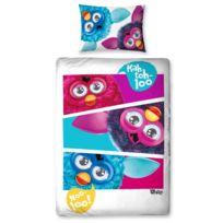 Furby - Parure de lit réversible Hasbro
