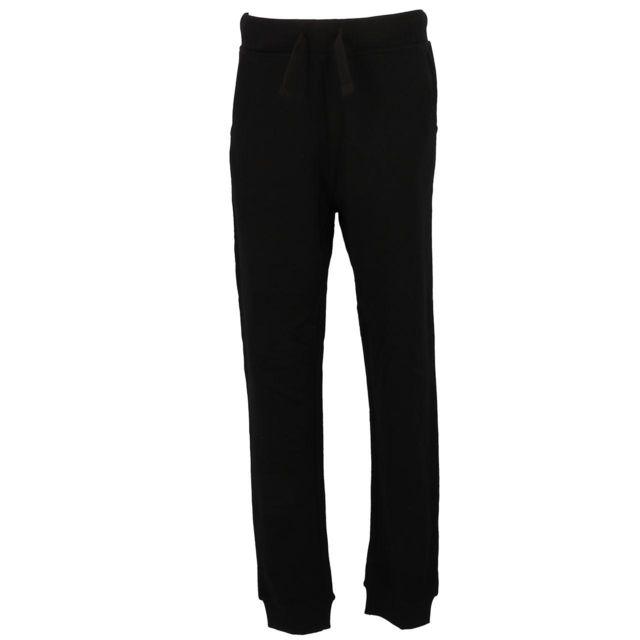 Pantalon de survêtement Core line blk pant sw jr Noir 25674