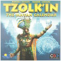 Czech Games Edition - 332088 - Tzolk'in - The Mayan Calendar
