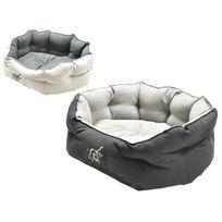 Vadigran - Panier Softy pour chien gris/noir 55cm