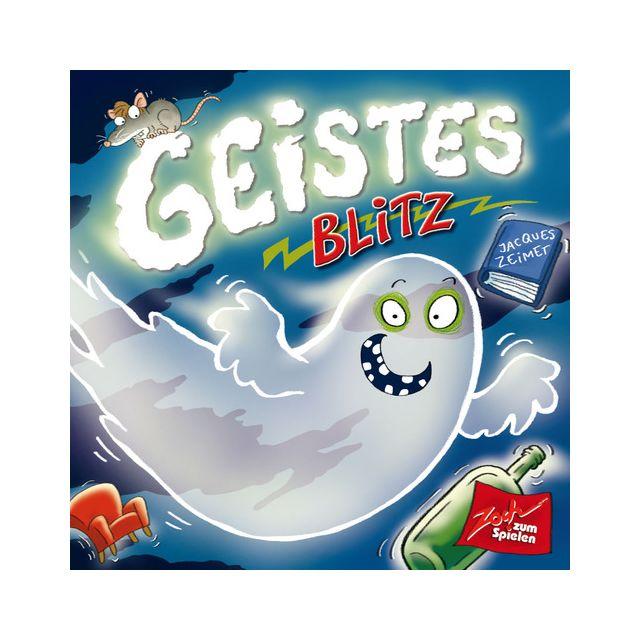 Zoch Jeux de société - Geistes Blitz