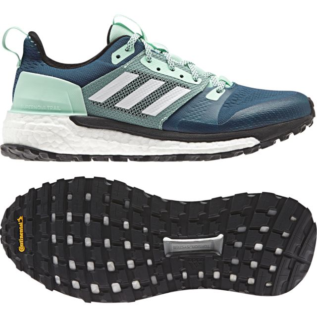 Adidas Chaussures femme Supernova Trail pas cher Achat