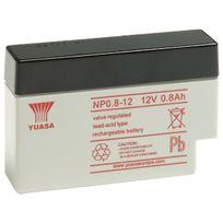 Yuasa - Batterie Np0.8-12