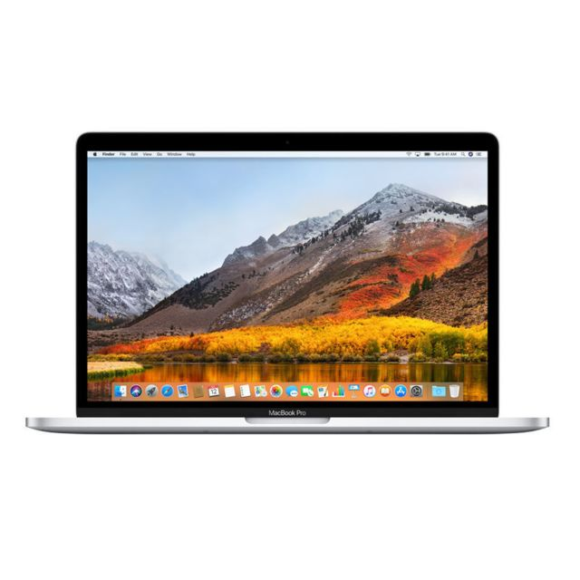 APPLE - MacBook Pro 13 - 128 Go - MPXR2FN/A - Argent