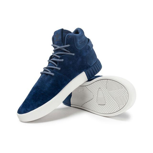 adidas tubular bleu marine