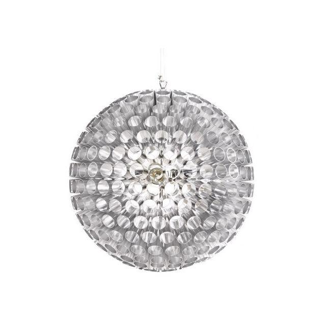 Pas Boule Moderne Decodesign Aluminium Suspension En 'moss' Cher vY6Ibyfm7g