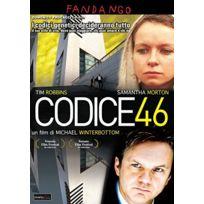 Cg Entertainment Srl - Codice 46 IMPORT Italien, IMPORT Dvd - Edition simple
