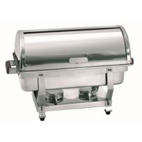 Bartscher - Chafing Dish Gn 1/1 a couvercle coulissant