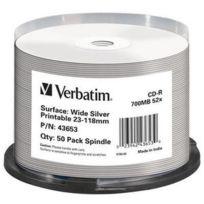 Verbatim Cd R Extra Protection Pas Cher Achat Vente