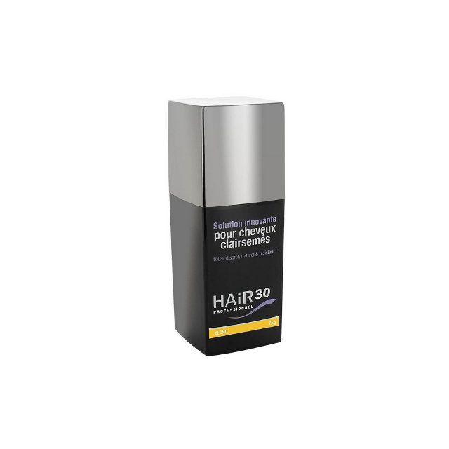 Hair 30 - professionnel cheveux clairsemés blond 25gr