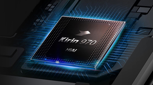 processeur kirin 970