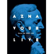 Barclay - Charles Aznavour - Aznavour Live - Palais des sports 2015 Blu-ray
