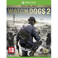 Ubisoft - WATCH DOGS 2 - GOLD EDITION - XBOX ONE