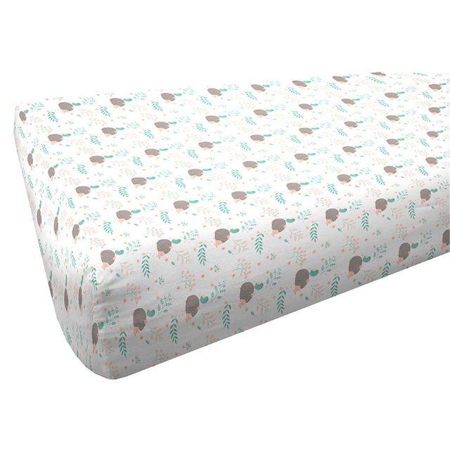 Alinéa - Spring Kid Drap housse 90x140cm en coton pour lit bébé ...