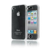 Cabling - Tpu Silicone Coque pour iPhone 4 4S Transparent Coque iPhone 4 4S Coque de Protection en Tpu avec Absorption de Choc Bumper et Anti-Scratch Full Couverture, Tpu Transparent Souple Coque pour iPhone 4 4S