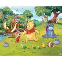 Room Studio - Papier peint Winnie l'Ourson Disney Walltastic