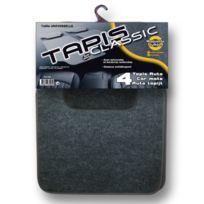 Autoselect - 4 Tapis de sol Classic gris