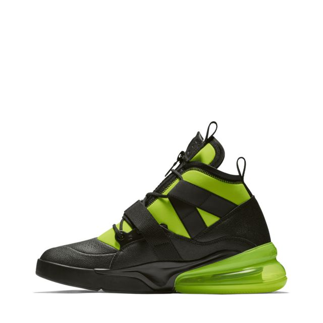 on sale 9b252 13b48 Nike - Basket Air Force 270 Utility - Aq0572-001 - pas cher Achat   Vente Baskets  homme - RueDuCommerce