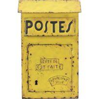 Jolipa - Boîte à clefs en forme d'ancienne boite à lettre