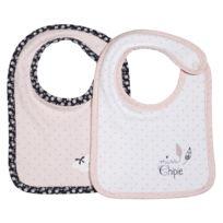 Baby & Toddler Clothing Capable Trois Kilos Sept Lot De Sept Bavoirs Naissance Princesse Article Neuf