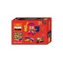 Plusplus - Box 3 en 1 Mini Néon - 480 pièces