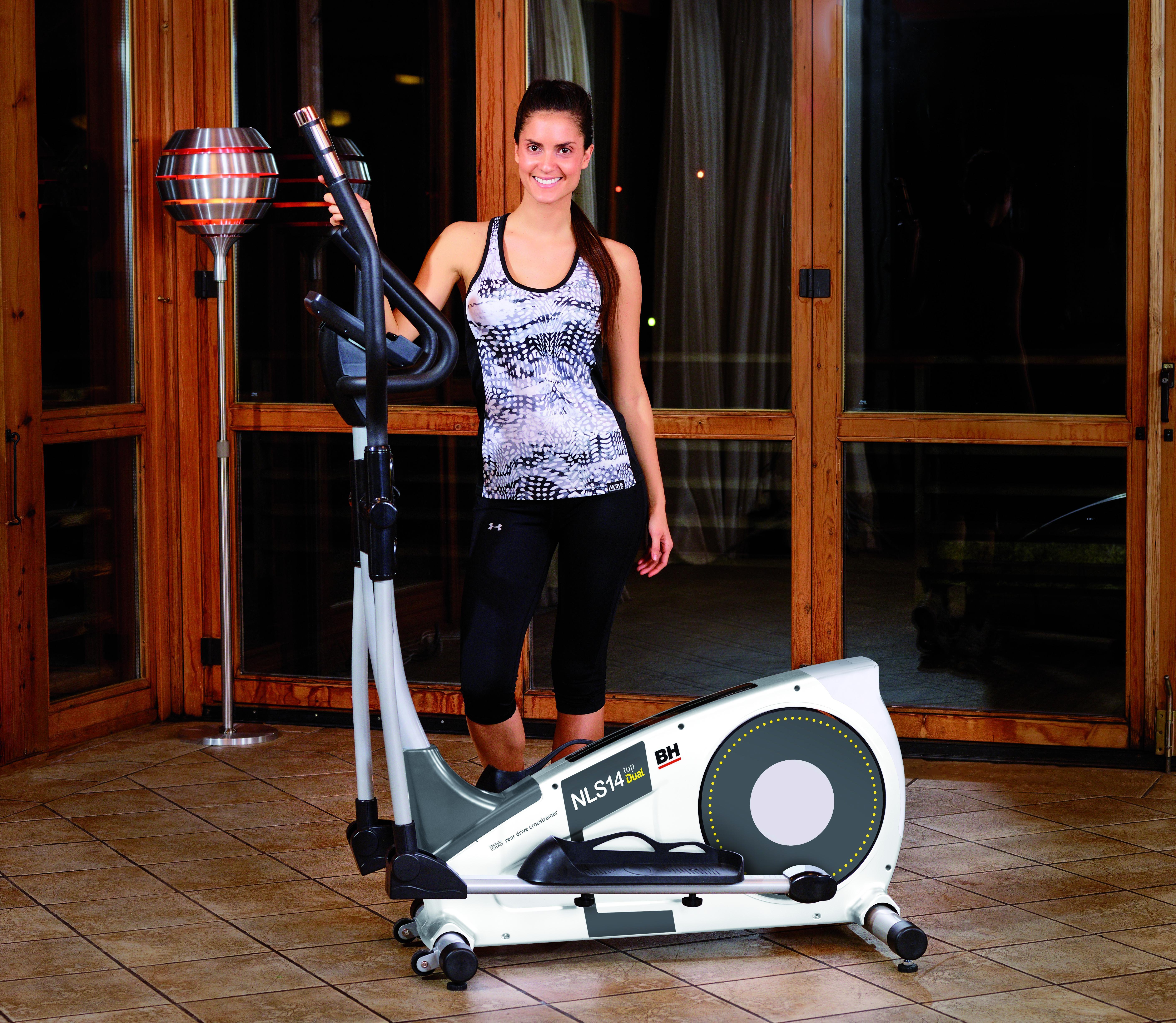 Nls14 Top Dual G2356 vélo elliptique