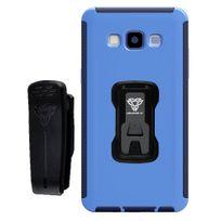 Armor-x - Coque Rugged Galaxy A5 coloris bleu protection intégrale avec écran