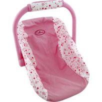 Calinou - Porte-bébé rigide rose