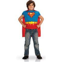 Kit de déguisement Superman-Disney© - Taille : 6/8 ans 114 à 126 cm