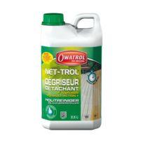 Owatrol - Net-Trol - dégriseur pour bois - 2.5 L