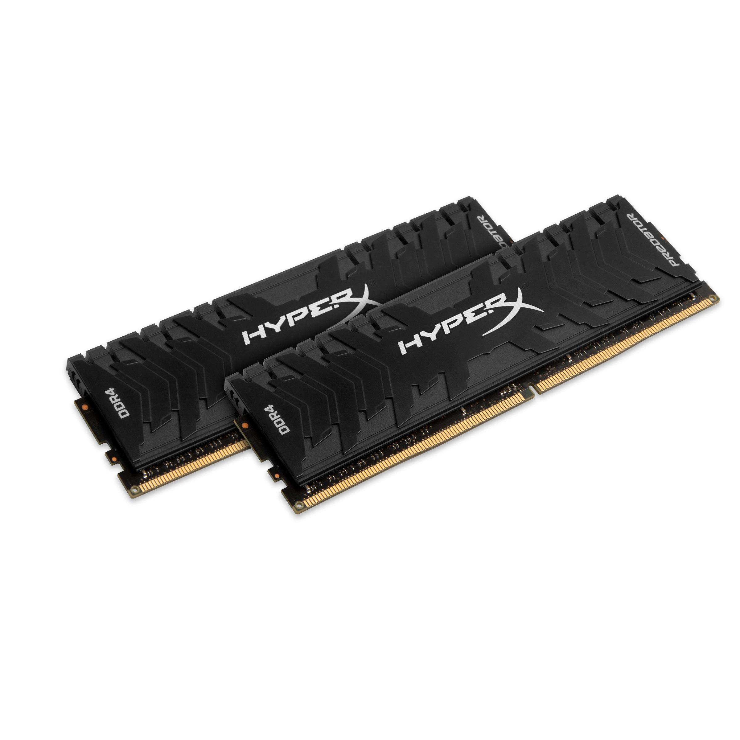 RAM Predator 16 Go DDR4 3000 MHz Cas 15 HyperX