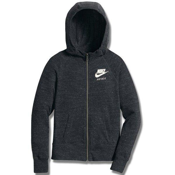 Sweat Capuche Vintage Enfant Nike Sportswear Black Gym Sweatshirt WEH9YID2