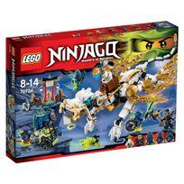 Lego - NINJAGO - Le dragon de Maître Wu - 70734