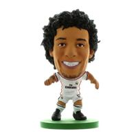 Soccerstarz - 75633 - Figurine Sport - Real Madrid Marcelo Vieira - Maillot Domicile