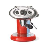 Illy - 7701 X7 Rouge Cafetière Expresso