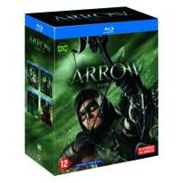 WARNER BROS - Arrow blu-ray saisons 1-4