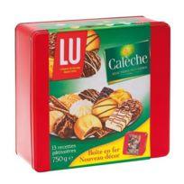 Lu - Gâteaux assortiment Calèche - Boîte métal 750 g