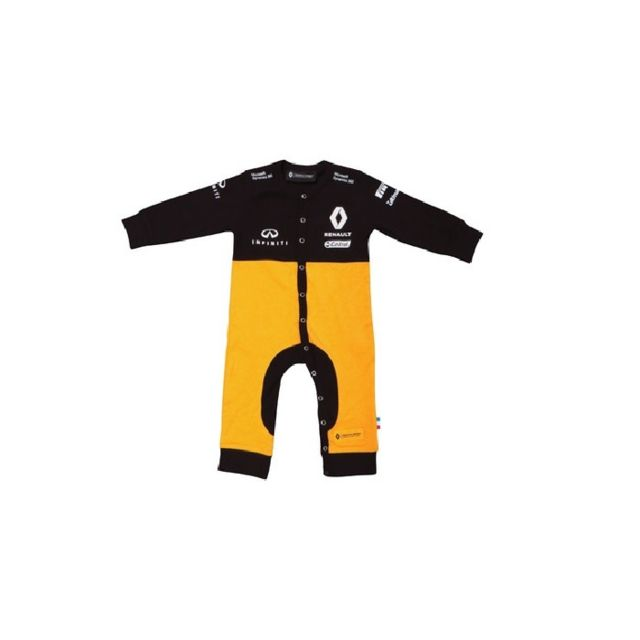 Renault Sport - Body F1 Team jaune pour enfant taille 18 Mois - pas cher  Achat   Vente Débardeur homme - RueDuCommerce f82f9a4d45b