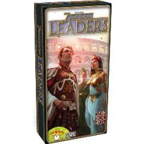 Repos Production - Jeux de société - 7 wonders - Extension Leaders