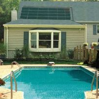 Smartpool - Chauffage solaire pour piscine