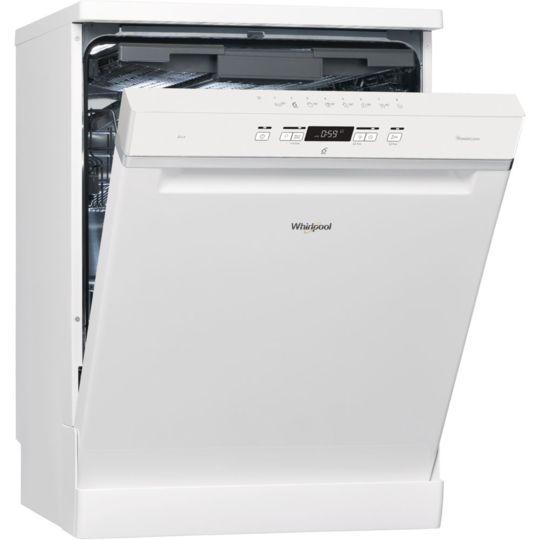 design intemporel 157ab e0f9c WHIRLPOOL Lave-vaisselle Pose libre WFC3C24PF à Prix Carrefour