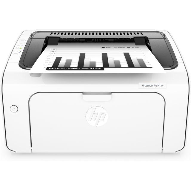 HP - LaserJet Pro M12w